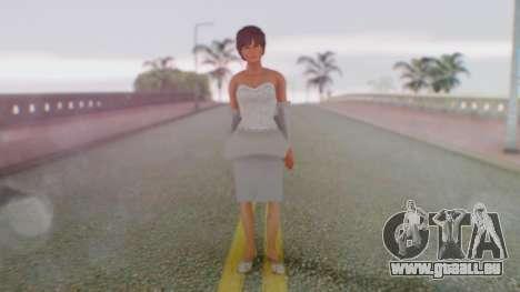 Miss Elizabeth pour GTA San Andreas deuxième écran
