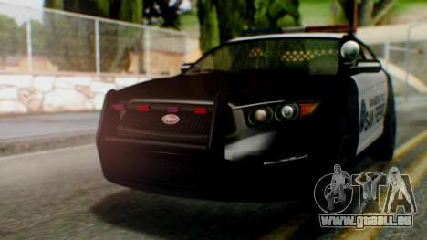 GTA 5 Police SF für GTA San Andreas