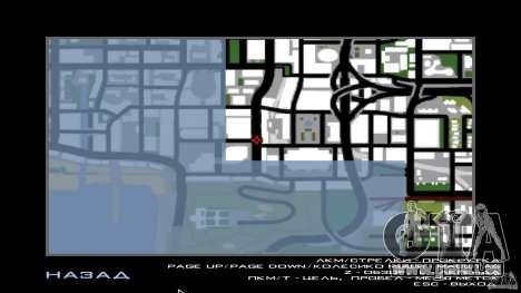 Tout sur le cinéma pour GTA San Andreas sixième écran