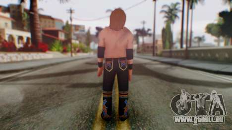 Heath Slater für GTA San Andreas dritten Screenshot