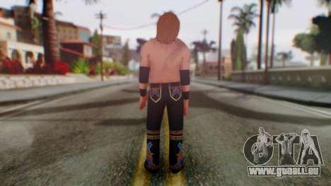 Heath Slater für GTA San Andreas dritten Screenshot