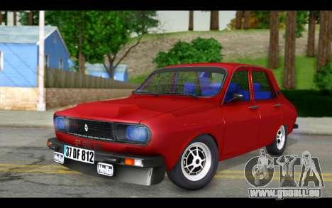 Renault 12 Toros pour GTA San Andreas