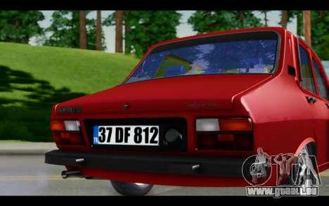 Renault 12 Toros pour GTA San Andreas vue de droite