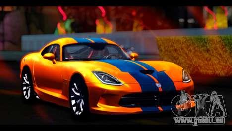 Deluxe 0.248 V1 pour GTA San Andreas quatrième écran