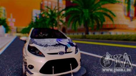 Aero Project Art 0.248 für GTA San Andreas zwölften Screenshot