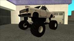 Bobcat Monster Truck