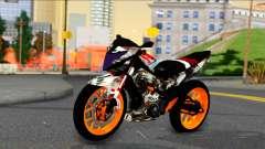 Honda Sonic 150R Custom