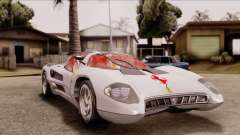 Ferrari P7 Horse