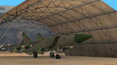 Le MiG 25
