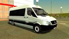 Mercedes-Benz Sprinter Long pour GTA San Andreas