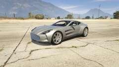 2012 Aston Martin One-77 v1.0