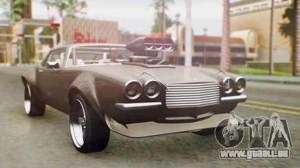 GTA 5 Imponte Nightshade IVF für GTA San Andreas