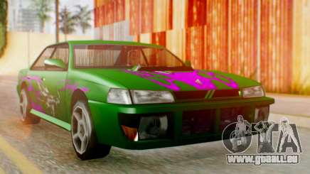 Sultan Винил из need For Speed Underground 2 pour GTA San Andreas