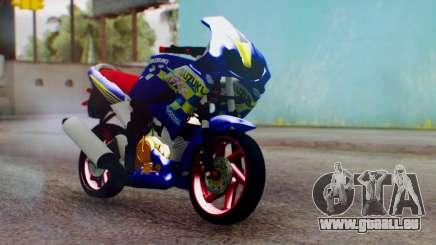 Suzuki FXR150 für GTA San Andreas