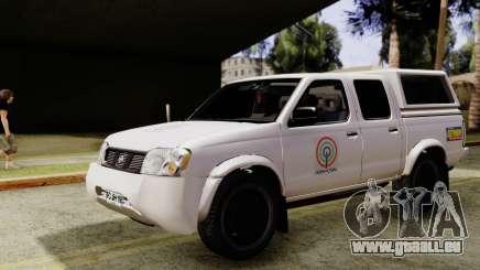 Nissan Frontier ABS CBN für GTA San Andreas