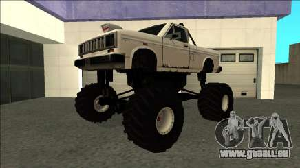 Bobcat Monster Truck für GTA San Andreas