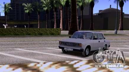 VAZ 2105 KBR pour GTA San Andreas