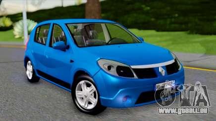 Renault Sandero pour GTA San Andreas