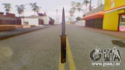 GTA 5 VIP Switchblade für GTA San Andreas