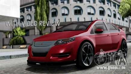 GTA 5 Cheval Surge IVF für GTA San Andreas