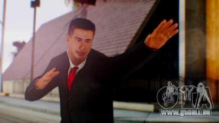 Justin Roberts pour GTA San Andreas