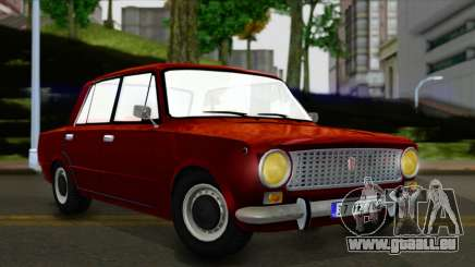 Fiat 124 pour GTA San Andreas