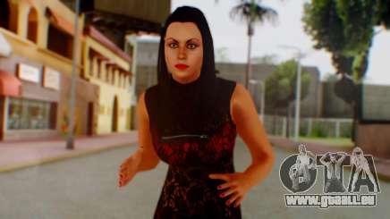 WWE Aksana pour GTA San Andreas