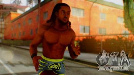 WWE Kofi pour GTA San Andreas