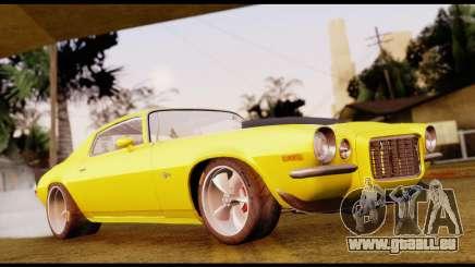 Chevrolet Camaro Z28 Special Edition pour GTA San Andreas
