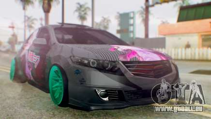 Honda Accord Yukari Itasha pour GTA San Andreas