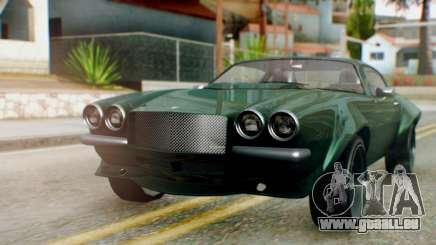 GTA 5 Imponte Nightshade für GTA San Andreas