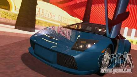 Lamborghini Murcielago 2005 pour GTA San Andreas