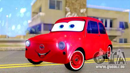 Zastava 750 - The Cars Movie für GTA San Andreas