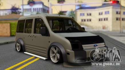 Ford Connect Rizeli pour GTA San Andreas