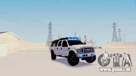 Ford F-250 Full Off-Road pour GTA San Andreas