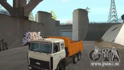 MAZ 551605-221-024 für GTA San Andreas