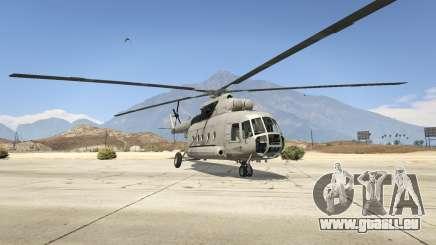 Mi-8 pour GTA 5