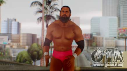 WWE Damien Sandow 2 pour GTA San Andreas