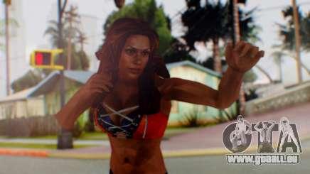 Micki James pour GTA San Andreas
