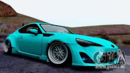 Toyota GT86 Rocket Bunny für GTA San Andreas