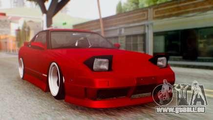 Nissan 240SX Drift v2 pour GTA San Andreas