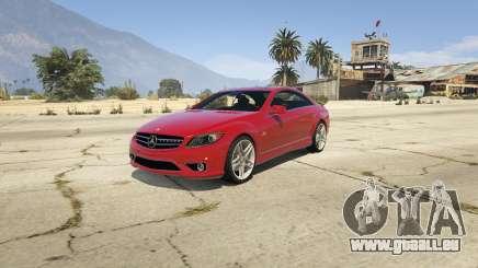 Mercedes-Benz E63 AMG v2.1 pour GTA 5