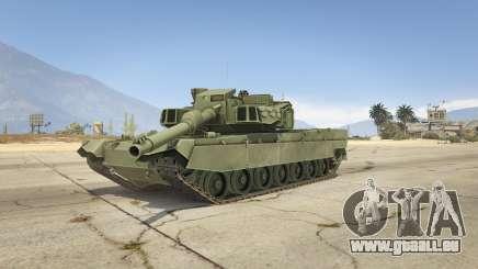 K2 Black Panther pour GTA 5
