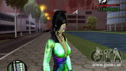 Christie Doa Changed v1.0 pour GTA San Andreas