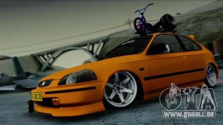 Honda Civic BC YAPIM für GTA San Andreas