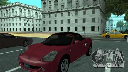 Toyota MR-S Tunable pour GTA San Andreas