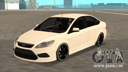 Ford Focus Sedan 2009 pour GTA San Andreas