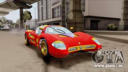 Ferrari P7-2 Iron Man für GTA San Andreas