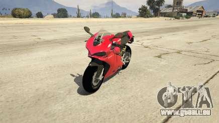 Ducati 1299 Panigale S v1.1 für GTA 5