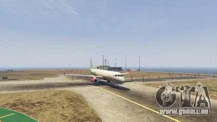 Embraer 195 Wind für GTA 5